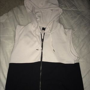 Tank Top Hoodie from Forever 21